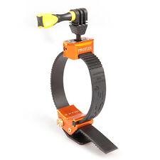 iSHOXS ProFlex flexibler Actioncam Halter passend für GoPro Hero Rollei Sony