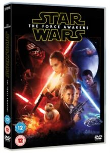 Star Wars - The Force Awakens DVD *NEW & SEALED *
