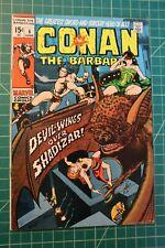 CONAN THE BARBARIAN #6 1971 HIGH GRADE/VF+/VFNM BWS ART  9.6 CGC COMPARISON ONLY