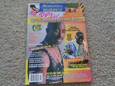 Right On Magazine Tupac Anniversary Issue November 1997