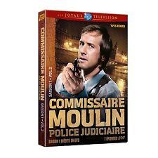 DVD COMMISSAIRE MOULIN SAISON 1 VOLUME 2 NEUF DIRECT EDITEUR