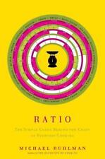 RATIO - RUHLMAN, MICHAEL - NEW HARDCOVER BOOK