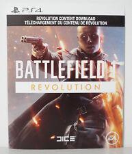 Battlefield 1: Revolution Add On Content / Premium Pass (PS4, 2017) - BRAND NEW