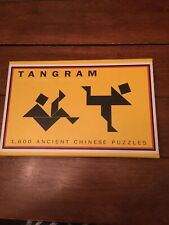 Tangram 1600 Ancient Chinese Puzzles