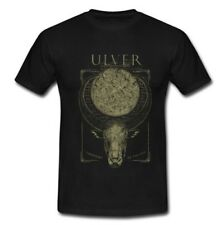 ULVER Shadow Of the Sun Norwegian experimental musical Band T-shirt S M L XL 2XL
