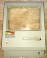 1984 Apple Macintosh RARE GCC Hyperdrive FRONT CASE BEZEL Mac M0001 128K to 512K