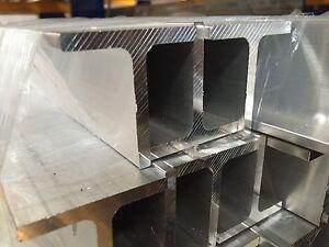 Aluminium T Profile Tee Section  Various Sizes Length 0,5 m 1 m 2 m 2,5 m 5 m