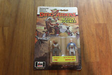 Dino Riders 1987 Tyco  Action Figures MOC Fire Mind-Zei