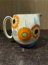 Grays Pottery H/P Floral Art Deco Jug 1931-1933