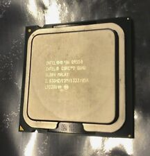 Intel Core 2 Quad Q9550 Q9550 - 2.83GHz Quad-Core 12M de caché 1333 Lga 775