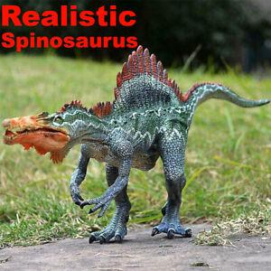 28CM Spinosaurus Realistic Jurassic World Toy Figure Dinosaur Model Xmas Gift UK