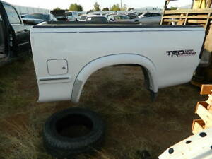 2000 2001 2002 2003 2004 2005 2006 TOYOTA TUNDRA ACC CAB TRUCK BED-WHITE