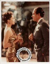 Lot of 3, Warren Beatty Annette Bening Mint color stills Bugsy (1991) Get Signed