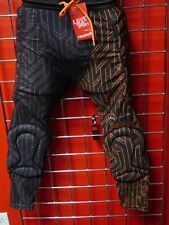 Reusch Soccer Goalie Compression Soft Padded 3/4 Pants Medium 3817530S TRAINING