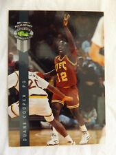 """NBA CARD - Classic - """" Draft Pick Collection """" - Duane Cooper - Lakers"""