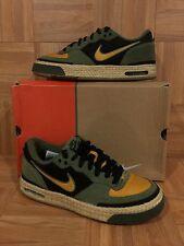 online retailer 6d0c9 6a14b RARE🔥 Nike Air Captivate A Army Olive Chutney Espadrille Gum Blk 8.5  314336-371