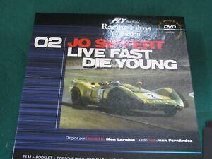 FLY 99035 PORSCHE 908/2 JO SIFFERT + DVD LIVE FAST DIE YOUNG BNIB RACING FILMS 2