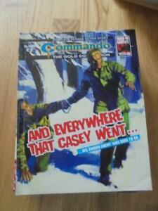 Commando 5096: And Everywhere That Casey Went (22nd Feb 2018) - VERY GOOD cond