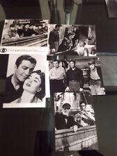 LA PERLE NOIRE - LOT 6 PHOTOS - ROBERT TAYLOR, ANN BLYTH