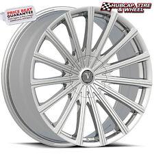 """Velocity VW10 V10 Chrome 22""""x8 Custom Wheel (ONE Rim) FREE Shipping"""