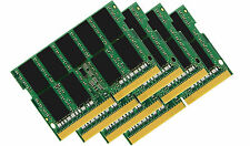 32GB (4x8GB) Memory SODIMM For Lenovo ThinkPad P50