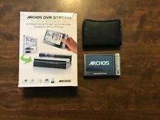 30Gb Archos 604 Wifi Digital Media Mp3 Player With Dvr Docking Station