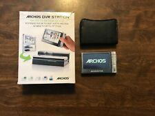 30GB ARCHOS 604 WIFI DIGITAL MEDIA MP3 PLAYER WITH DVR DOCKING STATION