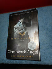 CLOCKWORK ANGEL The Infernal Devices Book One CASSANDRA CLARE 1st 2011 Softcover