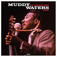 Muddy Waters at Newport 1960 180g Gatefold Vinyl Mono LP Record