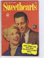 Sweethearts #87 Fawcett Pub 1950