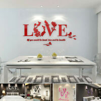 Removable Family Quote Wall Sticker Art Decal Mural Home Bedroom Decor Room Use