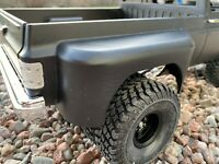 3D printed Dually rear fenders for RC4WD Blazer body