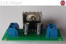 9v 1.5A Voltage Regulator Kit DIY  11v-25v DC In: 9v 1.5A DC Out UK MADE