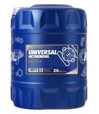Getriebeöl 80W-90 Mannol Universal API GL4 MIL-L 2105 Schaltgetriebe Öl 20L