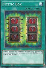 YU-GI-OH CARD: MYSTIC BOX - SDMY-EN028 - 1st EDITION