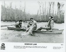 JOHN LURIE ROBERTO BENIGNI JIM JARMUSCH DOWN BY LAW 1986 PHOTO ORIGINAL #4