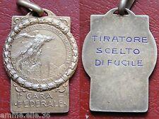 I.a GARA FEDERALE TORINO 1911 TIRO A SEGNO NAZIONALE - TIRATORE SCELTO DI FUCILE