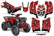 Polaris Scrambler 850/1000 AMR Racing Graphic Kit Sticker ATV Quad Deco REAPER R
