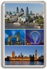 London England Fridge Magnet 01