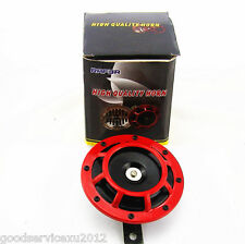 SUPER LOUD COMPACT ELECTRIC BLAST TONE HORN For Yamaha BMW MOTORCYCLE CHOPPER