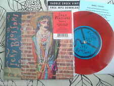 """RSD 7"""" Orange VINYL Icky Blossoms Babes Chicas EXCLUSIVE Record Store Day NEU"""