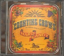 COUNTING CROWS Hard Candy CD NEW 15 track LYRICS 24 page 2003