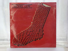 "Henry Cow Slapp Happy In Praise of Learning 12"" Lp 1975"
