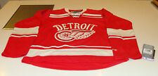2014 Winter Classic Detroit Red Wings NHL Hockey Jersey Ladies Women L House