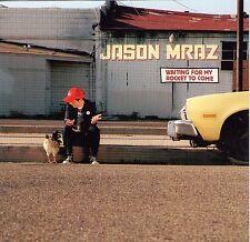 CD JASON MRAZ WAITING FOR MY ROCKET TO COME 12T DE 2002 !!!!