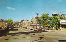 MANIWAKI , Quebec , Canada , 1975 ; Main Street
