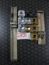 10 Stück Druckerer Präzisions Lupe Standlupe Handlupe Fadenzählerlupe #27896