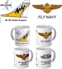 """VA-192 """"Golden Dragons"""" A-7 Corsair"""