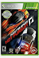 Need For Speed Hot Pursuit Platinum Hits: Xbox 360 [Brand New] Sealed