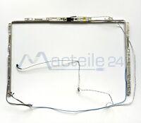" Display LCD Rahmen Bezel + iSight Webcam + 3x WIFI Antenne 13"" MacBook A1181"